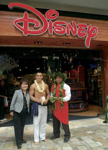 Disney at Ala Moana Center