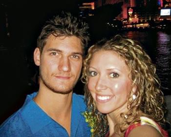 Brandon and Carey Bennett