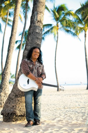 Henry Kapono will perform at Kokua for the Philippines. Photo by Dana Edmunds