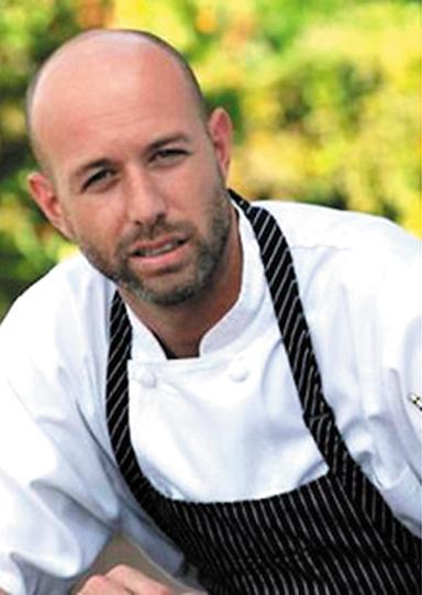 Chef Greg Harrison | Photo courtesy Greg Harrison