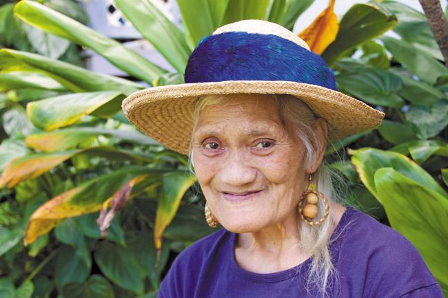 Aunty Annie Mokiao   Jade Moon photo