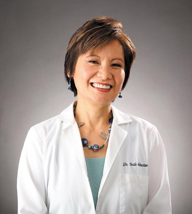 Dr. Cecile Sebastian