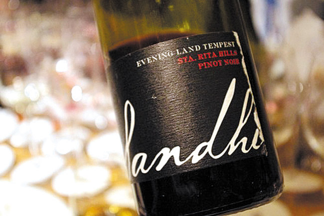 An outstanding Pinot Noir — without any new wood Photo from Roberto Viernes