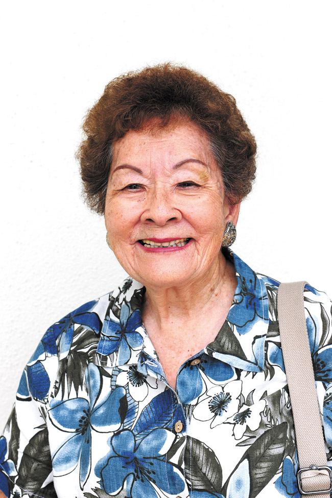 Mary Sakamoto