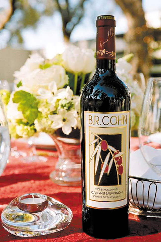 One of the best Cabernets from Sonoma Valley. PHOTO FROM ROBERTO VIERNES